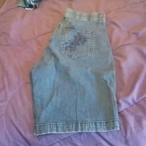 Lee Jean shorts 12medium